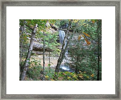 Perfection Framed Print by Kimberly Davidson
