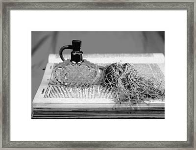 Perfume  Framed Print