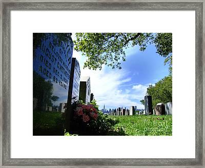 Perpetual Life Framed Print
