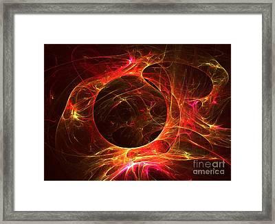 Perseus Framed Print by Kim Sy Ok