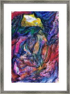 Perseverance Framed Print by Cassandra Donnelly