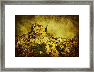 Persian Empire Framed Print by Andrew Paranavitana