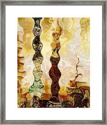 Persian Treasure Framed Print