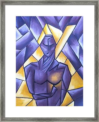 Personal Picasso Framed Print