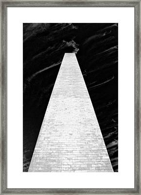 Perspective Framed Print by Christopher McPhail