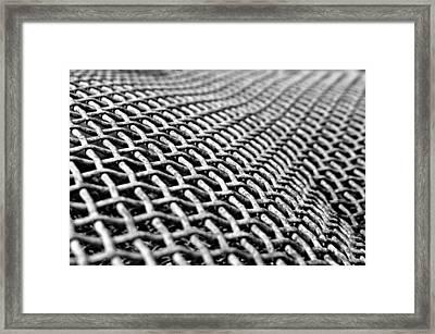 Perspective Framed Print by Leanna Lomanski