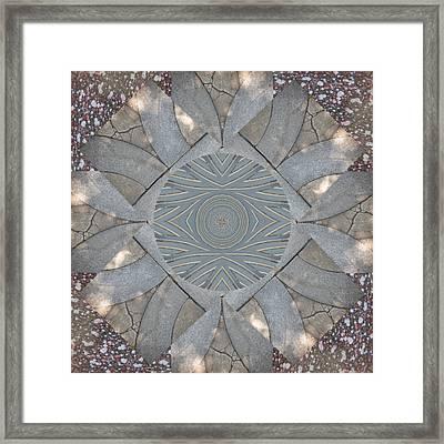 Petals Framed Print by Paul Moss