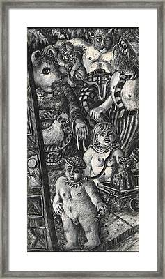 Pets Framed Print by Janice Hightower