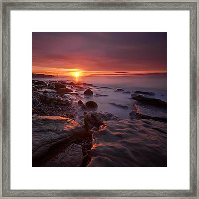 Pett Square Framed Print