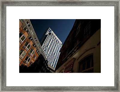 Petticoat Lane Framed Print by Jez C Self