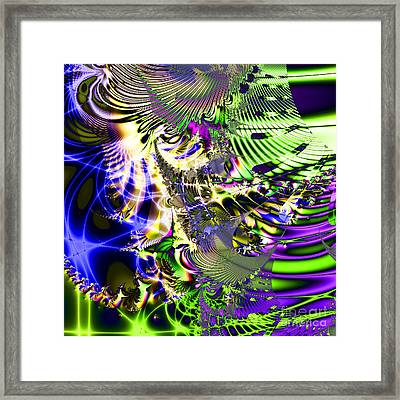 Phantasm . Square Framed Print