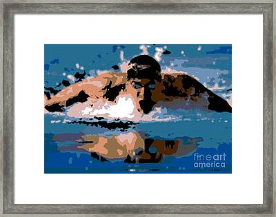Phelps 1 Framed Print by George Pedro