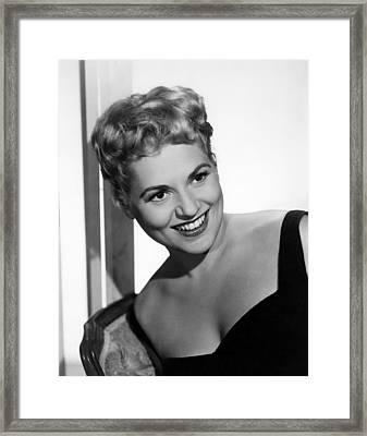 Phffft, Judy Holliday, 1954 Framed Print by Everett