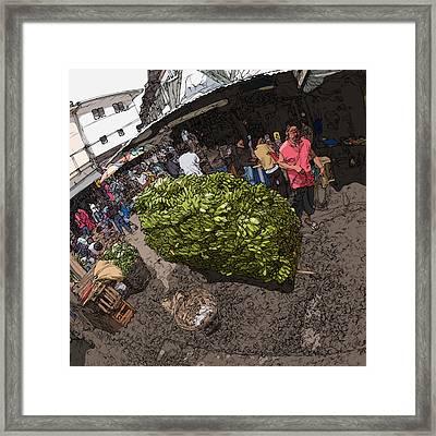 Philippines 3013 Saging Framed Print