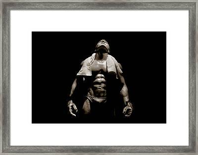 Photo 21 Framed Print by Marcin and Dawid Witukiewicz