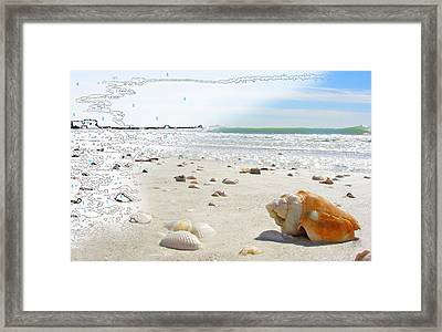 Photo By Number Framed Print