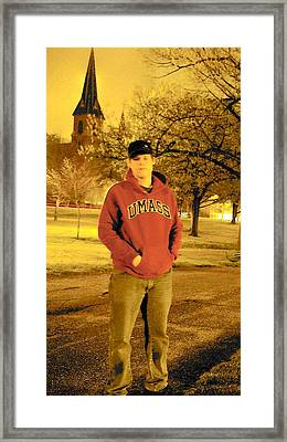 Photography Framed Print by Ernie Edwards