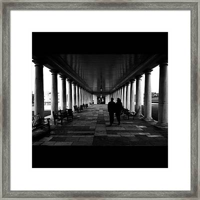 #photooftheday #uk #london #picoftheday Framed Print