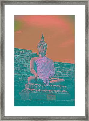 Photos Framed Print by Thosaporn Wintachai
