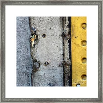 Phx 10 Framed Print by Marlene Burns