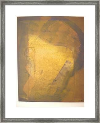 Physiognomy 3 Framed Print by Harry  Nash