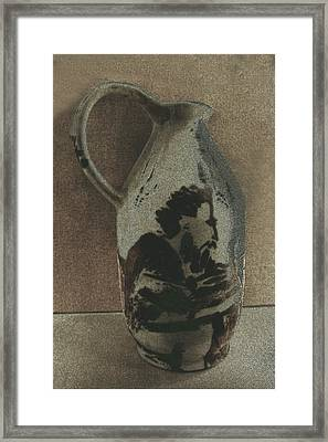 Picassos Ewer Framed Print by William Fields