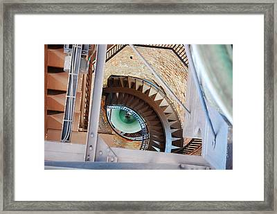 Picasso's Eye Framed Print by Duncan Nelson