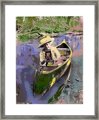 Picture Perfect Framed Print by Charles Shoup