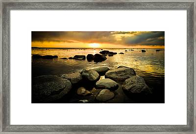 Piedras Framed Print by Jason Naudi Photography