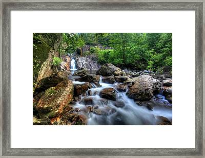 Pigeon River Framed Print by Doug McPherson