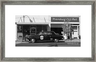 Pike County Indiana Framed Print by Jack R Brock