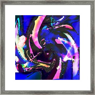 Pink Floyd Framed Print by Rod Saavedra-Ferrere