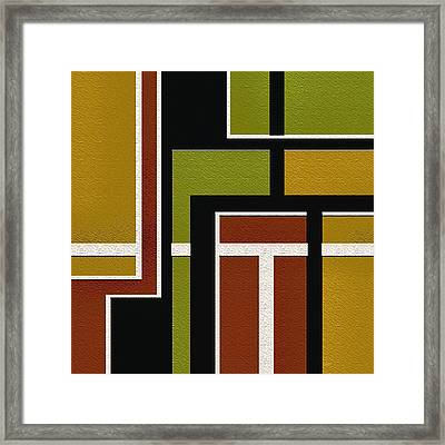 Pipeline Framed Print by Ely Arsha