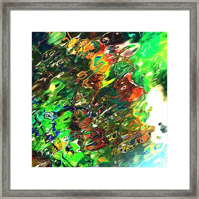 Piranha's Framed Print by Erik Tanghe