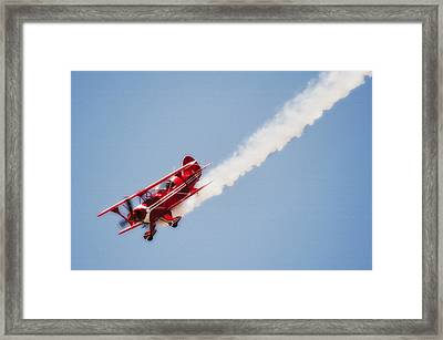 Pitts Special 2 Framed Print
