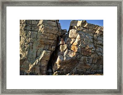 Place Of Spirits Framed Print