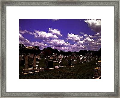 Plainfield 1 Framed Print