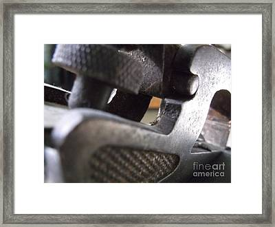 Plane Framed Print by R Muirhead Art