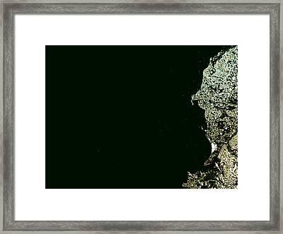 Planet X Framed Print by Robert Cunningham