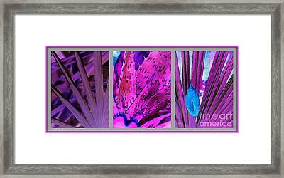 Plants 2 Framed Print