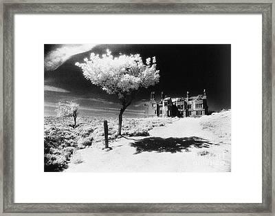 Plas Pren Framed Print by Simon Marsden