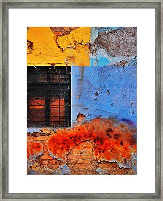 Playa Framed Print by Skip Hunt