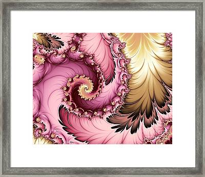 Playing Dress Up Framed Print by Michelle H
