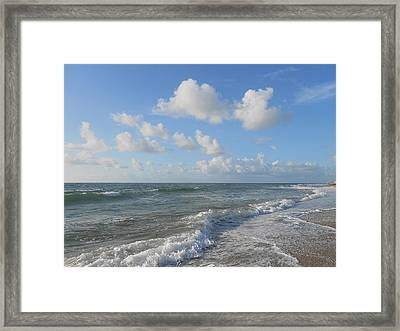 Poetry In Motion Framed Print by Sheila Silverstein