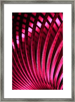 Framed Print featuring the photograph Poetry Of Light by Lauren Radke