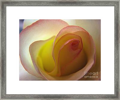 Poetry Framed Print