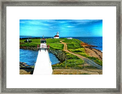 Point Cape One Framed Print