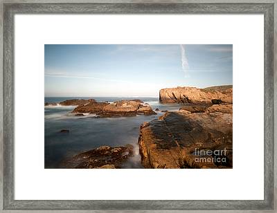 Point Lobos Number Three Framed Print by Catherine Lau