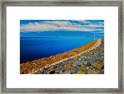 Point Of View Framed Print by Doug Long