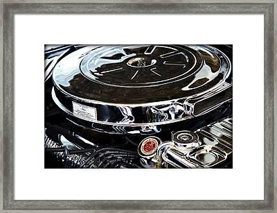 Polished Power II Framed Print